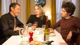 Julie Delpy Discusses Her Dark-Comedy 'Lolo' And The Challenges Of Living With Sociopaths