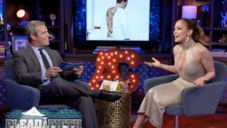 Jennifer Lopez Is Also Not A Fan Of Ben Affleck's Massive Phoenix Back Tattoo