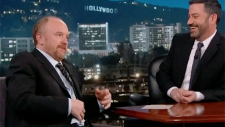 Louis C.K. Reveals How He Became 'The Beyonce Of Comedy' With 'Horace And Pete'