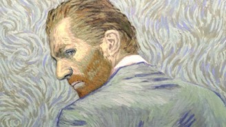 This Breathtaking Vincent Van Gogh Film Took 50,000 Paintings To Make