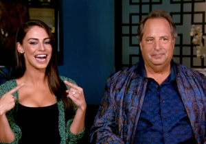 Jon Lovitz Looks Defeated In This 'Entertainment Tonight' Interview With Jessica Lowndes
