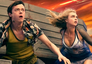 Luc Besson's new science-fiction film looks bananas and we love it