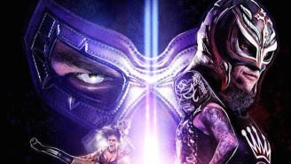 Here's Your First Look At The Poster For Lucha Underground's AUSTIN WARFARE At SXSW