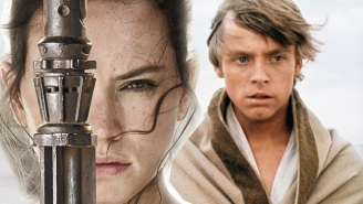 Mark Hamill Jokes With 'Star Wars' Fans About Rumors Behind Rey's Parents