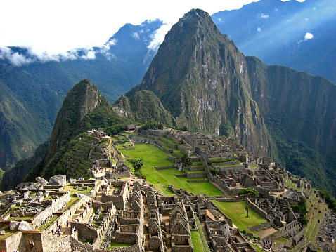 Machu Picchu Getty