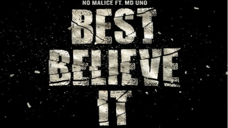 No Malice ft. MD Uno – Best Believe It