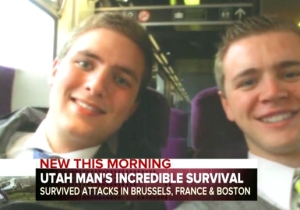 An American Survives The Brussels Bombing After Avoiding Harm In Boston And Paris Attacks