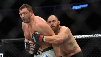 Bellator's Newest Heavyweight Matt Mitrione Opens Up About That Disgusting Eye Injury (And More)