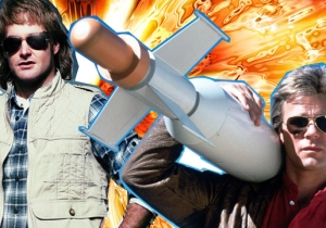The Story Behind The Time 'MacGyver' Went To War With 'MacGruber'