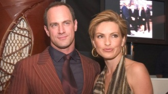 Chris Meloni Reveals Why He Didn't Want Benson And Stabler To Hook Up On 'Law & Order SVU'