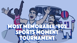 Let's Get Nostalgic With The Most Memorable '90s Sports Moment Tournament