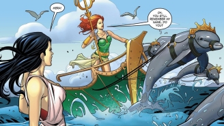 Amber Heard is coming to 'Justice League: Part One' and 'Aquaman' as Mera