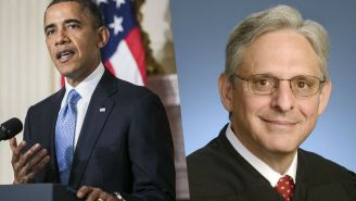 President Obama Will Announce Merrick Garland As His Supreme Court Nominee