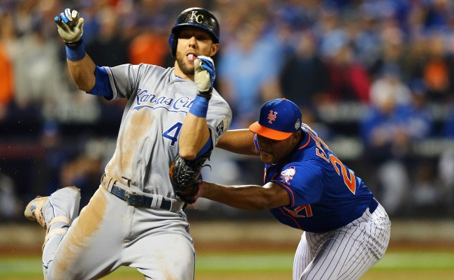 mets royals world series