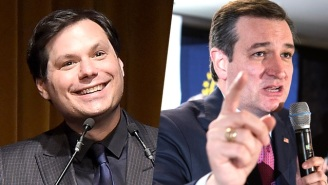 Michael Ian Black Expertly Trolls Ted Cruz's Proposal To 'Patrol And Secure' Muslims