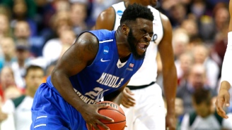 Middle Tennessee Just Shocked Michigan State To Pull Off Possibly The Biggest Tournament Upset Ever