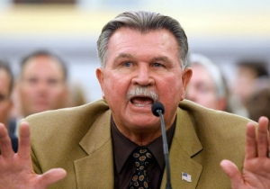 Mike Ditka Explains Why He's Leaving 'NFL Countdown' For 'SportsCenter'