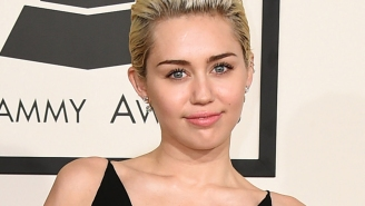 Miley Cyrus suggests a disturbing (metaphorical) fate for poor Hannah Montana