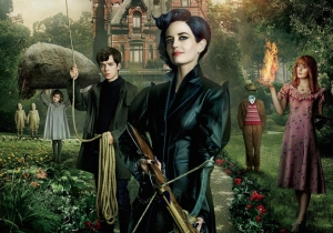 'Miss Peregrine's Home for Peculiar Children' Trailer Is Burton at His Best