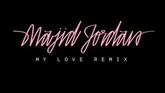 Majid Jordan ft. Drake – My Love Remix