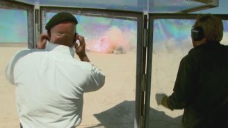 This Supercut Of 'Mythbusters' Blowing Stuff Up Will Bring A Tear To Your Eye