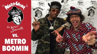 Nardwuar Talks With Metro Boomin About Trusting Donald Trump, Samples And Much More In A New Interview
