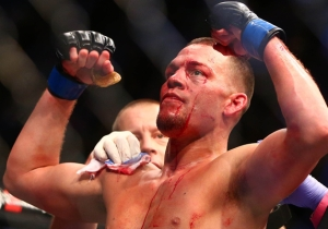 Nate Diaz Puts A Cap On UFC 196 By Giving Amazing Interview To Frankie Edgar