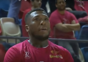 Nate Robinson Went Off For 46 Points In An Israeli League Playoff Game