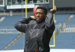 Former NBA Slam Dunk Champion Nate Robinson Is Eyeing A Career In The NFL