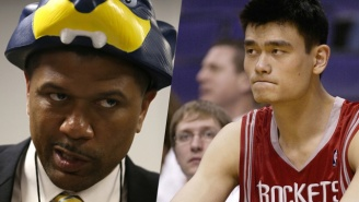 Jalen Rose Says Yao Ming 'Absolutely, Positively' Does Not Deserve A Hall Of Fame Nod