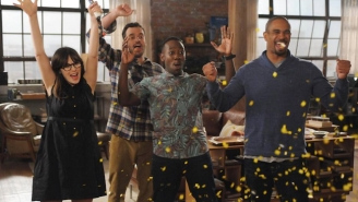 A Familiar Face Is Heading Back To 'New Girl' (For A Little While Anyway)