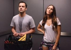 'New Girl' has been great with Megan Fox. What happens when Zooey Deschanel returns?