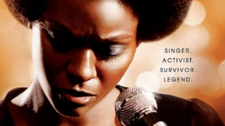 Outrage Watch: First look at Zoe Saldana as Nina Simone has fans crying 'blackface'