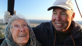 Meet Norma, The Inspirational 90-Year-Old Who Hit The Road After A Cancer Diagnosis