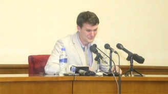 North Korea Sentences American Student Otto Warmbier To 15 Years Of Hard Labor