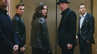 New trailer for 'Now You See Me 2' promises a heist movie with lots of tricks