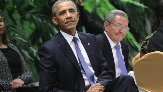 Why President Obama Attended A Baseball Game In Cuba On The Same Day As The Brussels Terror Attacks