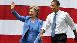 President Obama Told Donors To Support Hillary Clinton During A Behind-Closed-Doors Meeting