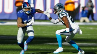 It's The Offseason, But Odell Beckham Jr. And Josh Norman Keep On Feuding