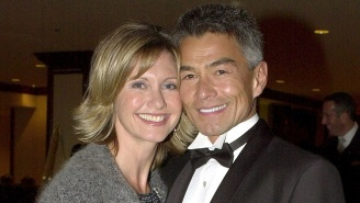 Olivia Newton-John's Supposedly Dead Longtime Boyfriend Is Alive And Well In Mexico