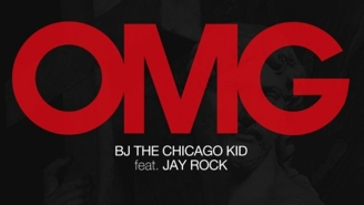 BJ The Chicago Kid ft. Jay Rock – OMG