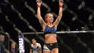 WWE Reportedly Wants To Get UFC's Paige VanZant In The Mix For SummerSlam