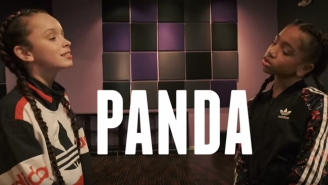 Watch These Kids Bust Some Dance Moves To Panda