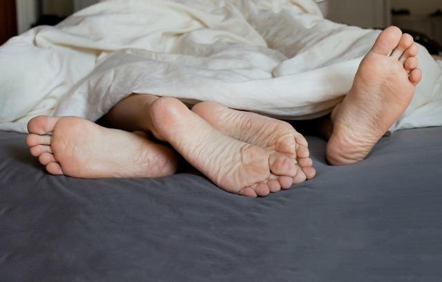 Parents Sex Walk In
