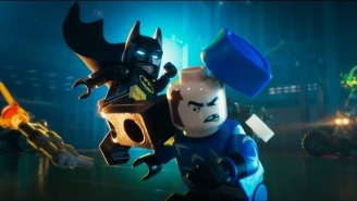 'The Lego Batman Movie' Debuts A Second Trailer, With 100% More Batnipples And Batfleck