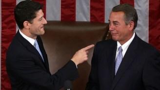 Despite John Boehner's Endorsement, Paul Ryan Made It 'Clear' He Isn't Running For President