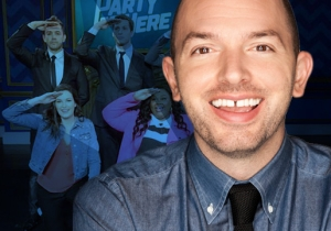 Paul Scheer Tells Us About His Fight With Network Censors Over Ghost Sex