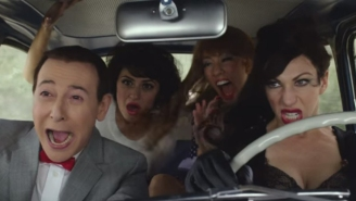 Review: 'Pee-Wee's Big Holiday' is a gentle delight, both new and familiar