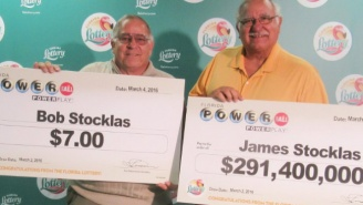 Brothers Both Win The Lottery In The Same Week, But With Very Different Results