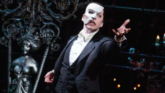 My Date With The Phantom — A First Timer Goes To Broadway